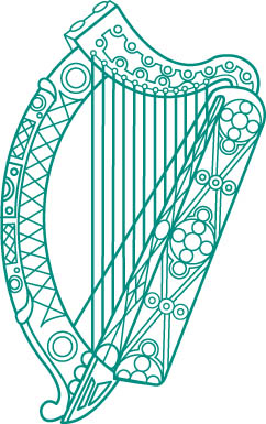department harp logo