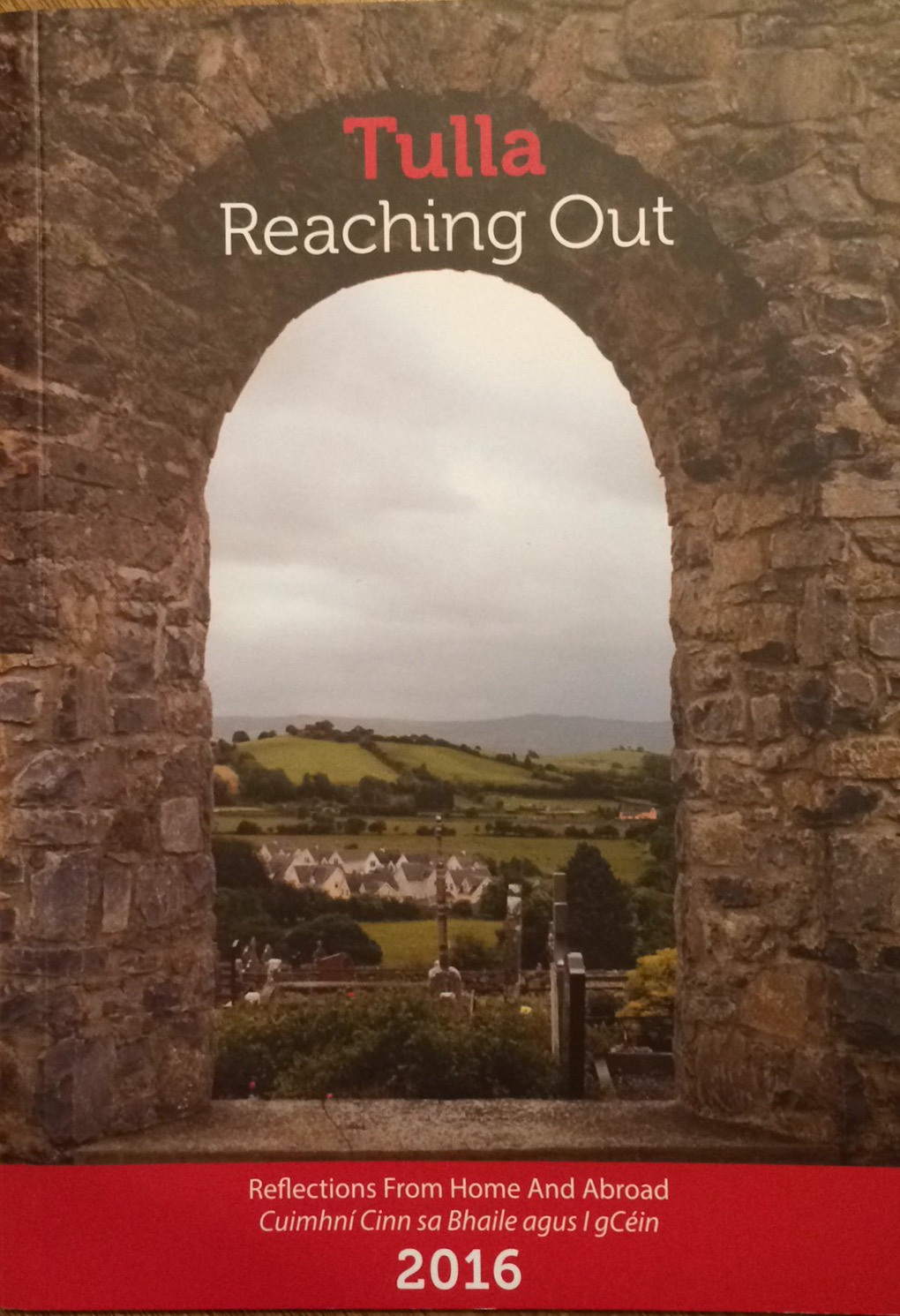 Tulla Reaching Out book cover