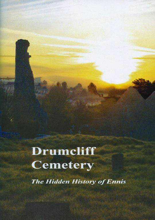 Front page of Drumcliffe book